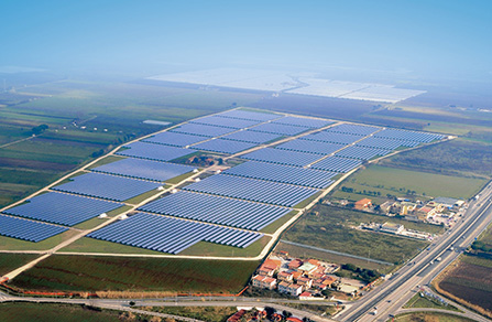 20MW Ground-Mounted Power Plant in Campania, Italy