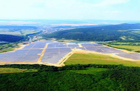 21MW Ground-Mounted Power Plant, Bulgaria